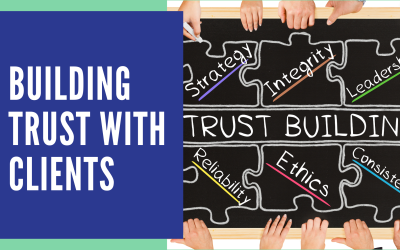 Building Trust With Clients