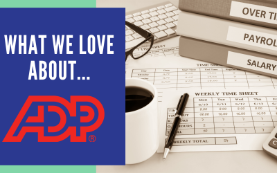 What We Love About…ADP